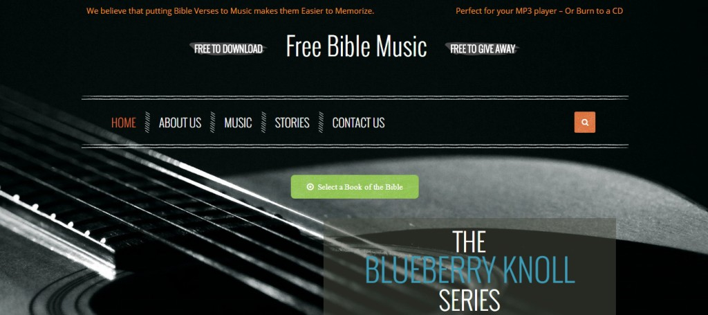 FreeBibleMusic_screenshot