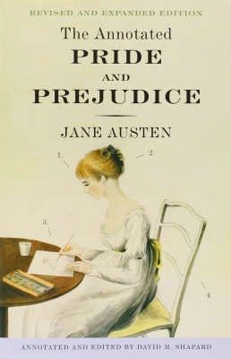 The Annotated Pride and Prejudice, by David M. Shapard