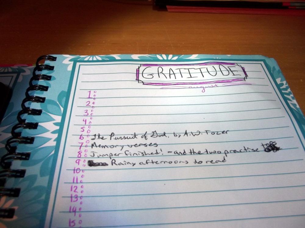 Cultivating an Attitude of Gratitude 02