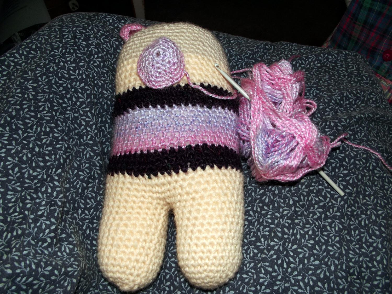 Knot Forgotten Bear