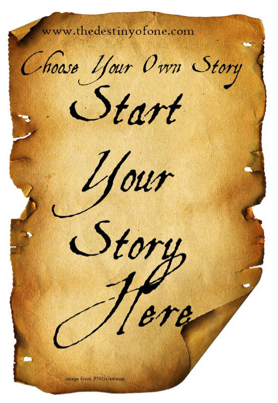 Start Your Story Here