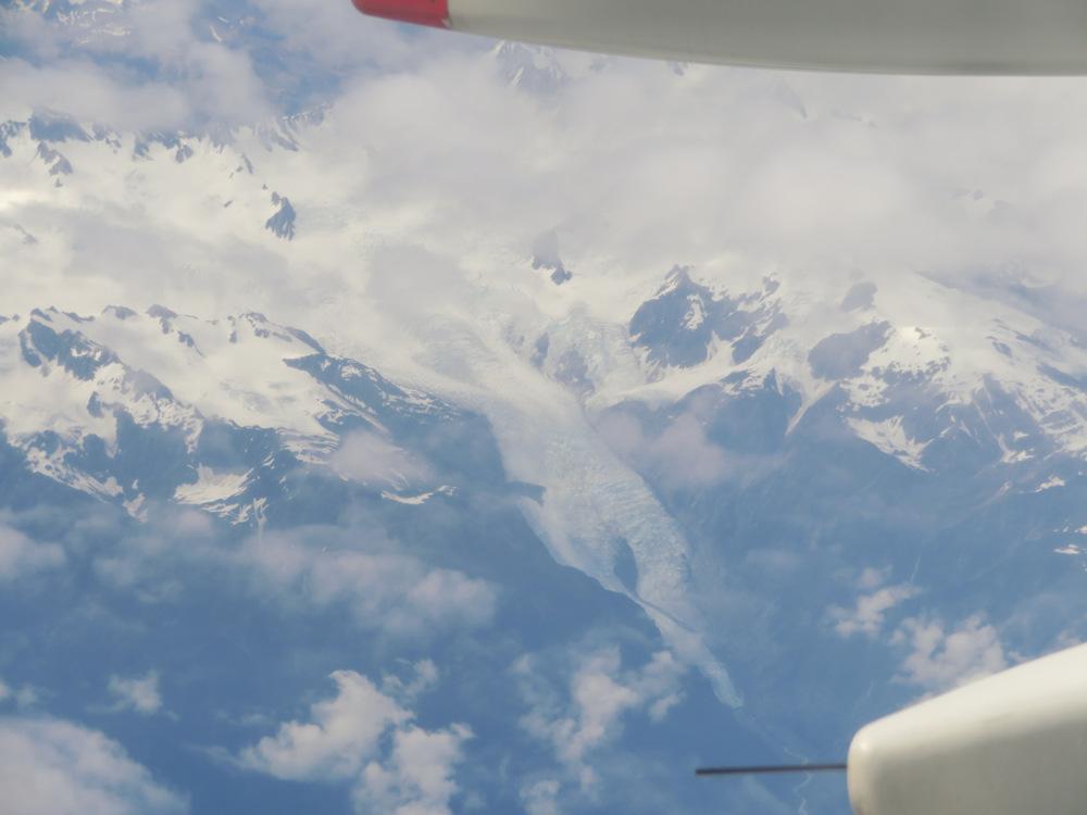 Tasmania 2019 02—Glacier in the Southern Alps