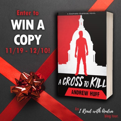 A Cross to Kill tour and giveaway