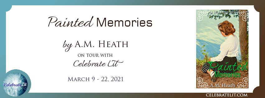 Painted Memories: Book Review, Blog Tour, and Giveaway!