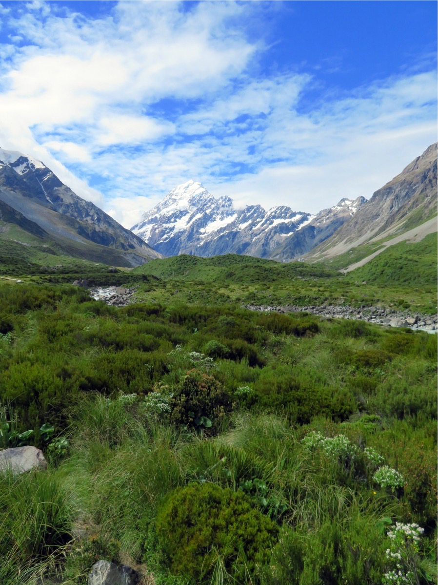 Family Trip Day 4: Mount Cook